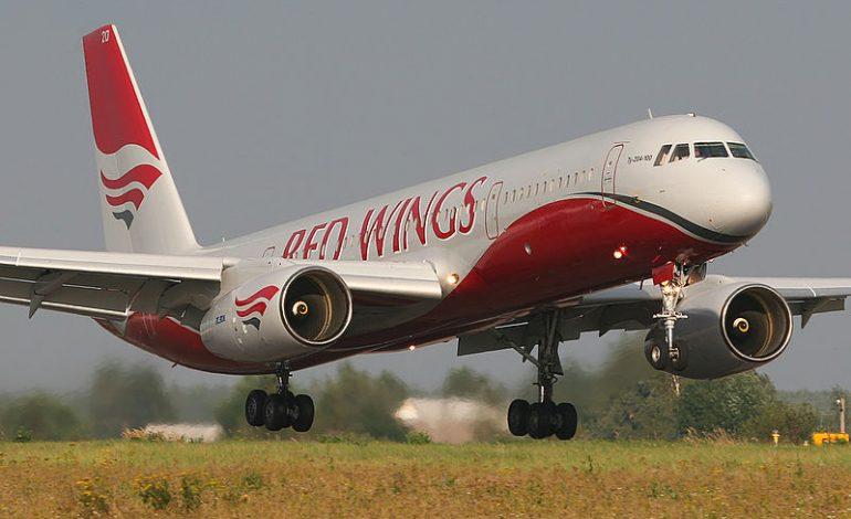 Red Wings Airline flights to Yerevan